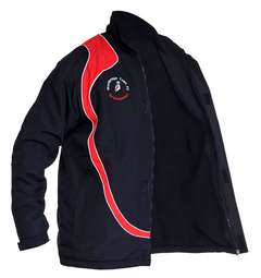 Padded Jacket with fleece lining available in any colour